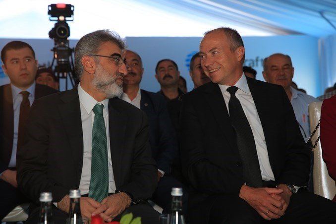 Statkraft CEO and Turkish energy minister